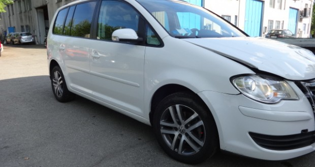 VW. TOURAN tdi